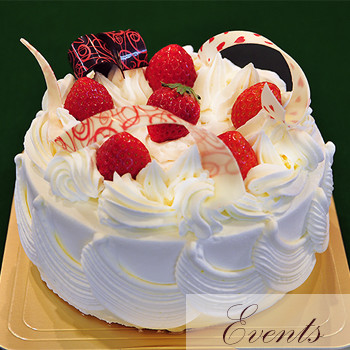 洋菓子専科かめやま 季節のイベント