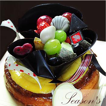 洋菓子専科かめやま 季節のイベントケーキ